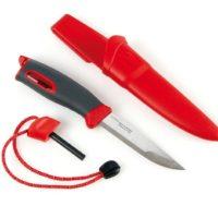 Swedish Fireknife red